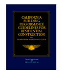 California Performance Building Guidelines